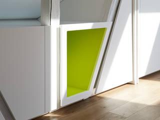 Haus W: modern  von urban matters UMnet ,Modern