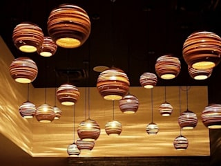 Moon Pendants - Luku Home:   by Luku Home