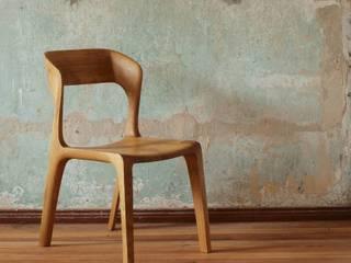 Esszimmerstuhl aus Eiche von Holzarbeiten André Findeisen Klassisch