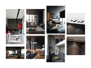 Bienvenu chez M.et Mme L BIENVENU Salon minimaliste