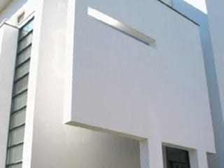 Neubau einer Privatklinik mit Laborräumen, Hundekehlestraße 32, 14199 Berlin-Wilmersdorf Moderne Häuser von AKP Architekten Kauschke + Partner Modern
