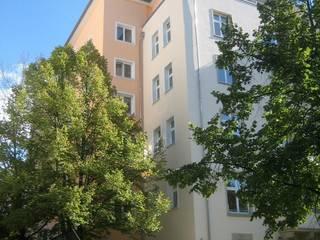 Umbau einer Stadtvilla Landhausstraße 30, 10717 Berlin-Wilmersdorf Klassische Häuser von AKP Architekten Kauschke + Partner Klassisch