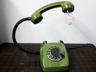 teleLAMPAfon - ZOLLfon 77' od RefreszDizajn Nowoczesny