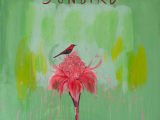 SUNBIRD:   by Clare Haxby Art Studio