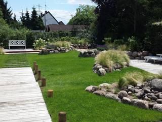 Sylter Garten: moderner Garten von SUD[D]EN Gärten und Landschaften