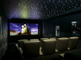 007 Home Cinema Finite Solutions Moderner Multimedia-Raum