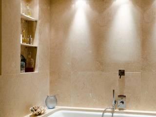Klassische Badezimmer von Pietre di Rapolano Klassisch