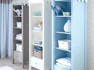annette frank gmbh Nursery/kid's roomWardrobes & closets