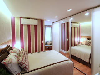 modern Bedroom by MeyerCortez arquitetura & design