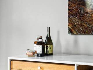 Modular Shelving by Modiste: modern  door Modiste Furniture, Modern