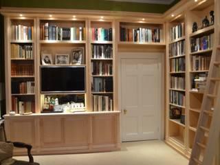 書房/辦公室 by Tim Jasper, 古典風