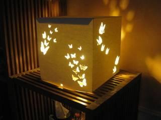 BUTTERF'LIGHT par Chloé Bouvier | Architecte d'intérieur CFAI Éclectique