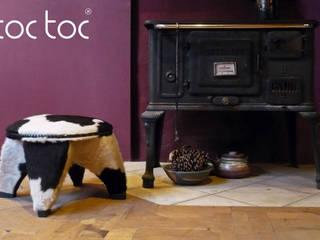 BANCO SHU VACA:  de estilo  por TocToc - Muebles y Objetos Argentinos,
