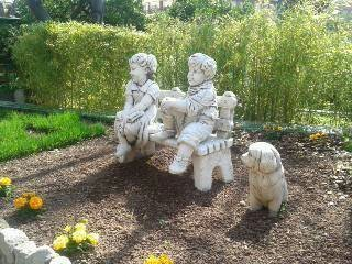 Jardín de fantasía: Jardines de estilo  de Ausbar