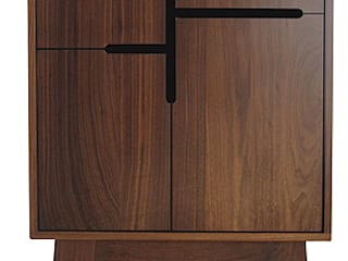 ES Cabinet AFID Design Living roomStorage