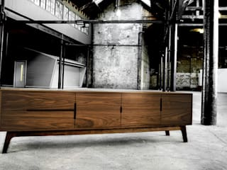 ES Sideboard Credenza AFID Design Living roomCupboards & sideboards