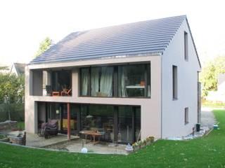 dune Architecture sprl 現代房屋設計點子、靈感 & 圖片