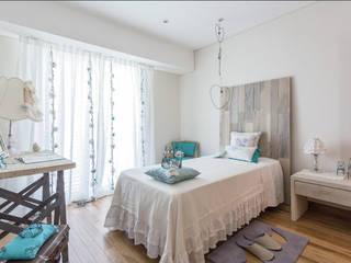 La Casa G: La Casa Sustentable en Argentina. Dormitorios infantiles modernos: de La Casa G: La Casa Sustentable en Argentina Moderno