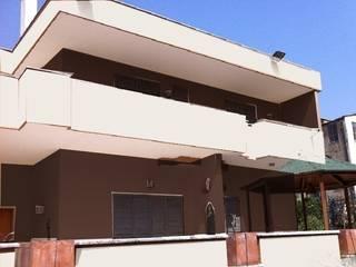 antonio giordano architetto Casas modernas
