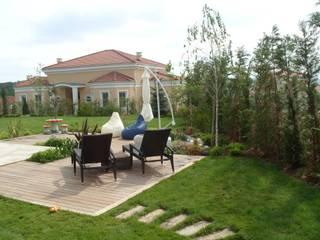 Çisem Peyzaj Tasarım – İSTANBUL- Bolluca  Kişiye özel tasarım.:  tarz Bahçe