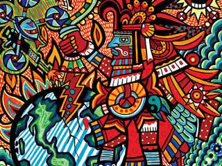 Pop Tribal:  de estilo  por Jimmy Carbo