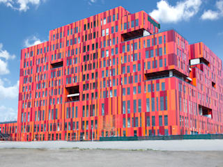 Modern offices & stores by GÜRALLAR YAPI Modern