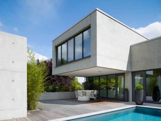 Terrasse:  Terrasse von PaulBretz Architectes