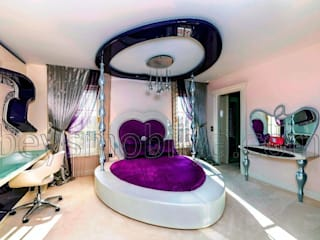 Nursery/kid's room by Akabe Mobilya San ve Tic. Ltd. Şti, Modern