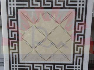 Applicated Floor Medallions - Real Produce Reyhan Mermer Sanayi Ltd. Klasik