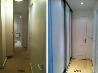Dégagement Chambres:  de style  par DeKO intérieur