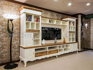 Akabe Mobilya San ve Tic. Ltd. Şti Living roomTV stands & cabinets