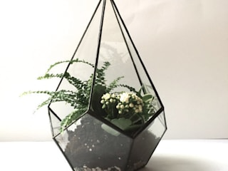 Teadrop Terrarium :  in stile  di Expat Design Shop