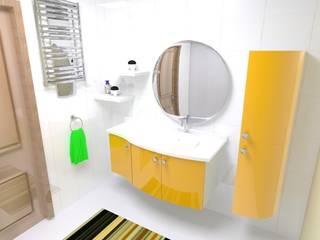 NİL DEKOR  – ALİNDA BANYO:  tarz Banyo