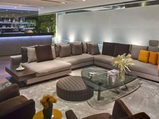 Salones de estilo  de CLASS APART (furniture.interiordesign), Minimalista