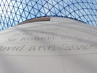 The Great Court of The British Museum:  Museums by Martin Cook Studio