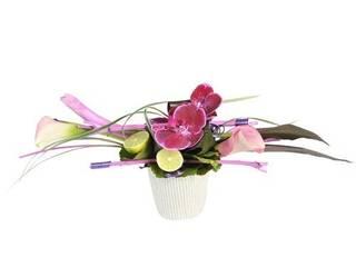 Bouquet Design Artisanal:  de style  par L'AGITATEUR FLORAL