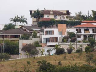 Casas de estilo moderno por Nautilo Arquitetura & Gerenciamento