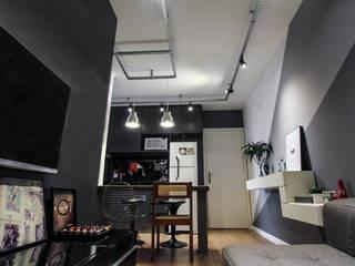 Salones de estilo  de SP Estudio , Moderno