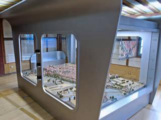 Das Stadtmodell:  Museen von Jakobi+Zein | Christian Jakobi