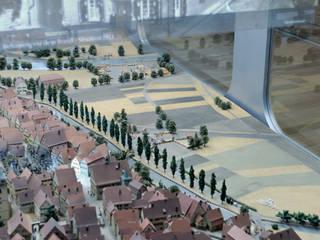 Glasprojektionen:  Museen von Jakobi+Zein | Christian Jakobi