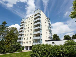 Balkonanlage forbis Balkon- und Treppenbau GmH Klassischer Balkon, Veranda & Terrasse
