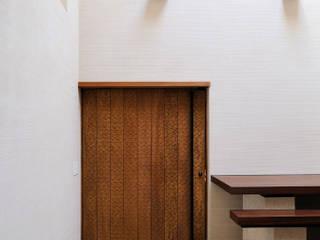 Walls by 井上洋介建築研究所, Modern