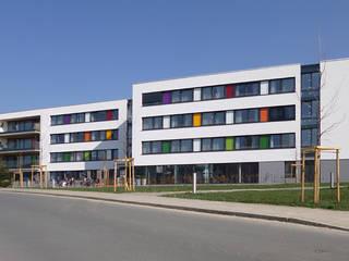 Pflegeheim, Lauf an der Pegnitz Moderne Praxen von Seidel Architekten und Generalplaner GmbH Modern