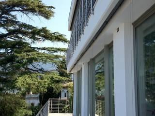Private residence - Blevio Como Lake Archiluc's - Studio di Architettura Stefano Lucini Architetto Modern houses