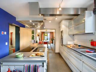 Ansicht Küche: moderne Küche von Sassendorf & Pischke GbR