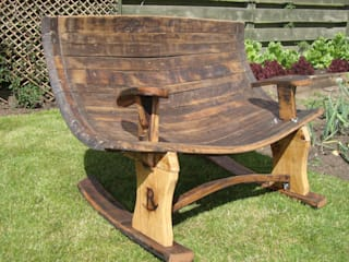 Stock Designs: rustic  by Robbie Reid Furniture, Rustic