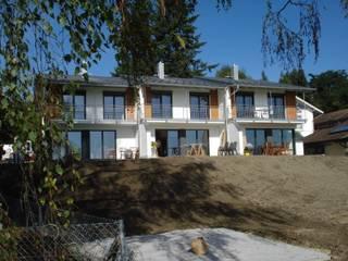Einfach schöner wohnen Moderne Häuser von Prisma Wohnbau GmbH Modern