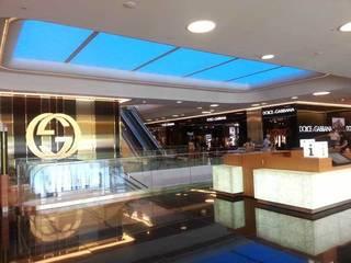 Trung tâm mua sắm theo Lamına Stone, Hiện đại