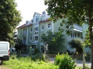Wohnanlagen Klassische Häuser von Architekturbüro Rudolf Fürstner Klassisch