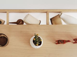 Noma Shelf:   by Zak Stratfold